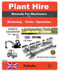Thumbnail Benford 5000 and 7000 Dumper parts manual
