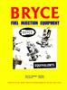 Thumbnail Bryce E size injector service manual