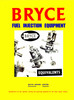 Thumbnail Bryce V size Fuel injection pump nozzel parts manual.