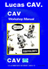 Thumbnail Cav Electrical equipment  identification manual