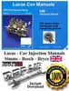 Thumbnail Cav Fuel injection Pump BPE6C Parts manual
