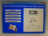 Thumbnail Airel 3 Operation and Workshop Service Manual.