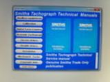 Thumbnail Smiths Tachograph Technical Service SG 20 and SG 24