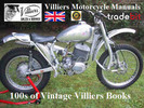 Thumbnail Villiers Vintage Parts Book... No22