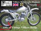Thumbnail Villiers Vintage Parts Book... No22