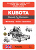 Thumbnail Kubota Diesel Z-B DH-B D-B Operation manual