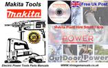 Makita Small tools Manuals Vol 2  - 2004 - 2008