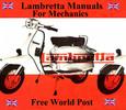 Thumbnail Lambretta  Manuals Archive for Mechanics