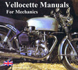 Thumbnail Velocette Motorcycle manual Archive for Mechanics