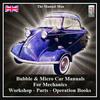 Thumbnail Bubble Car - Micro Car Manuals for Mechanics