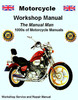 Thumbnail Derbi Manuals for mechanics