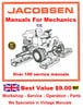 Thumbnail Jacabson Service manuals for Mechanics