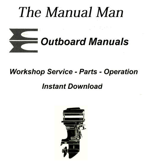 Pay for Sea Bee Minor peration and Parts Manual