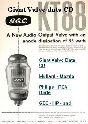 Pay for Giant Radio - TV - Anplifier Valves Vol 1
