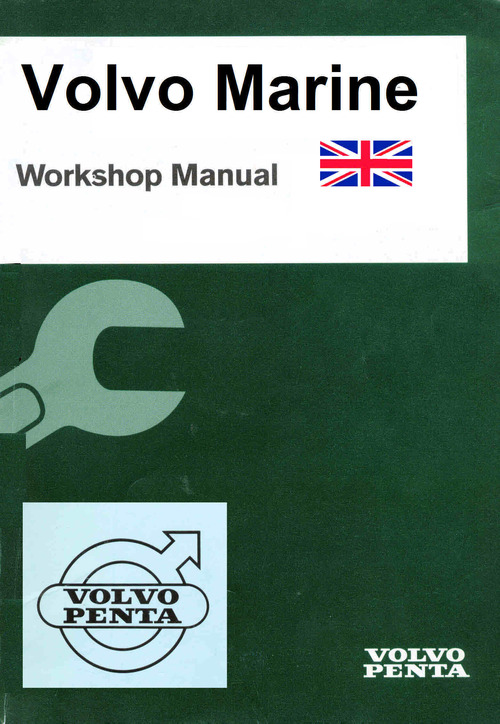 Free Volvo Penta TAMD61A-72J-A Instruction manual Download thumbnail