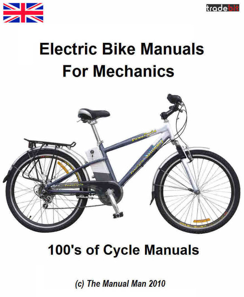 Electric and Manual Cycles Repair for Mechanics