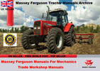 Thumbnail Massy Ferguson 8100 series Tractor Operation Manual