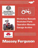 Thumbnail Massy Ferguson 500 series Tractor Operation Manual