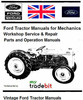 Thumbnail Ford 1, 2, 3, 4, 5000 Tractor 34 35 355 4500 - 55 Workshop