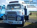 Thumbnail Leyland Operation Maintenance Manual Models 225 and 227