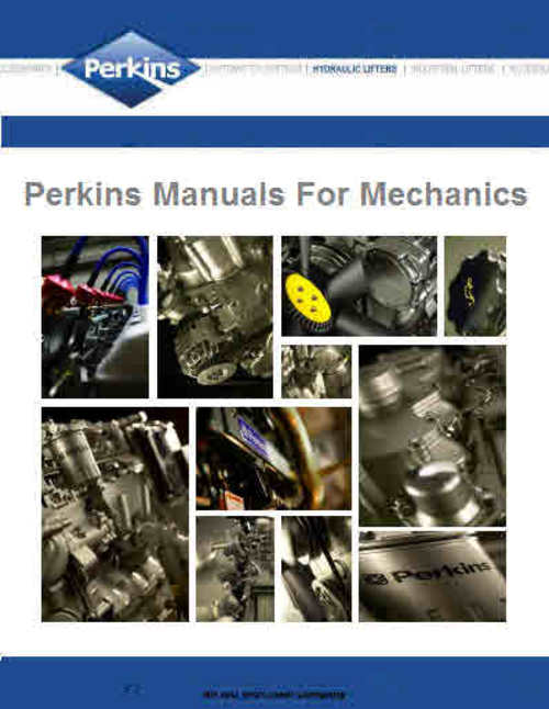 perkins 1000 series service manual pdf