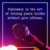 Thumbnail Viral Social Quote Posters - Diplomacy