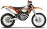 Thumbnail KTM 450 / 500 EXC XC-W service manual repair 2013