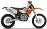 Thumbnail KTM 400 / 450 / 530 EXC XC-W service manual repair 2011