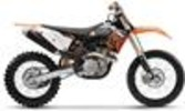 Thumbnail KTM 450 / 505 SX-F XC-F service manual repair 2009