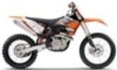 Thumbnail KTM 450 SX-F service manual repair 2010 450 SXF