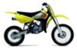 Thumbnail Suzuki RM85 service manual repair 2002-2004 RM 85 RM85L