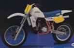 Thumbnail KTM dirt bike 1984 models service manual repair