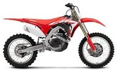 Thumbnail Honda CRF450R / CRF450RX service manual repair 2017-2018 CRF450