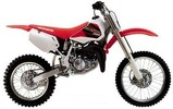 Thumbnail Honda CR80R / CR85R service manual repair 1995-2007 CR80 CR85