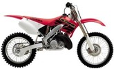 Thumbnail Honda CR250R service manual repair 2000-2001 CR250