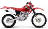 Thumbnail Honda XR250R service manual repair 1996-2004 XR250