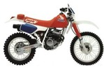 Thumbnail Honda XR250R service manual repair 1986-1995 XR250