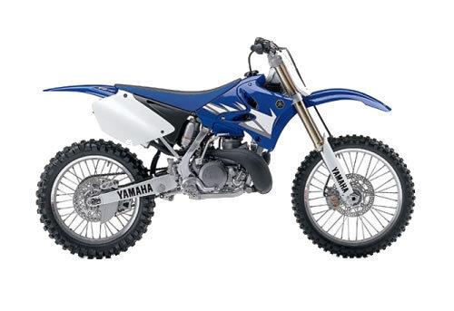 2018 Yamaha Yz 125 Repair Manual