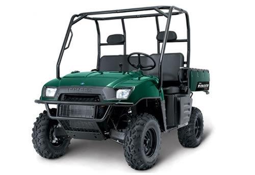 Pay for Polaris Ranger 700 XP EFI service manual repair 2005-2007 UTV