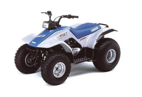 Pay for Yamaha Breeze 125 service manual repair 1989-2004 YFA1