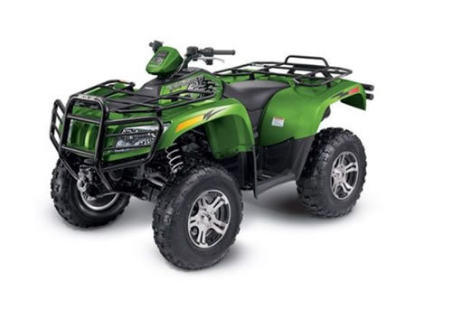 Arctic Cat 400    550    650    700    1000 Atv Service Manual