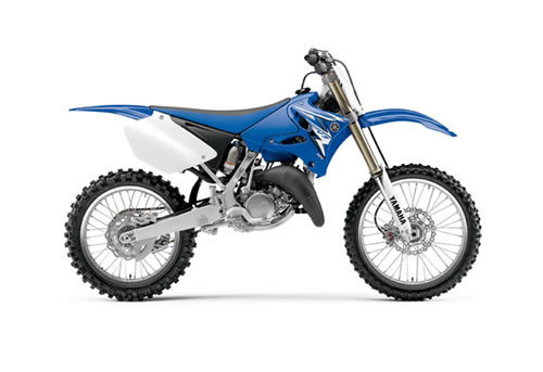 Pay for Yamaha YZ125 service manual repair 2009 YZ 125
