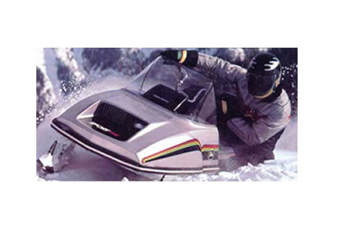 John Deere Sportfire 440 Snowmobile Service Manual Repair