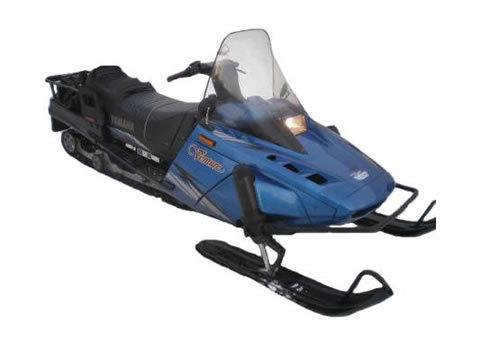 Yamaha Venture Snowmobile Track