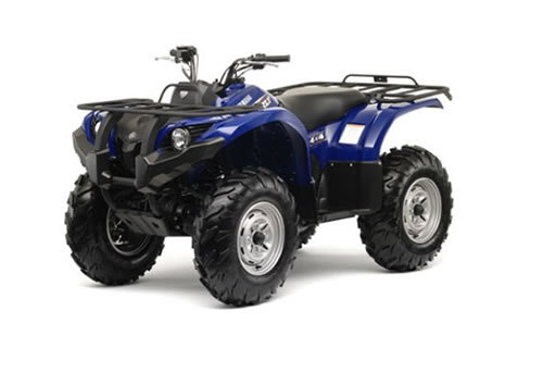 Yamaha grizzly 450 service manual repair 2007 2009 yfm45fg for 2009 yamaha grizzly 450 value