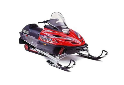 yamaha phazer venture xl 500 snowmobile service manual