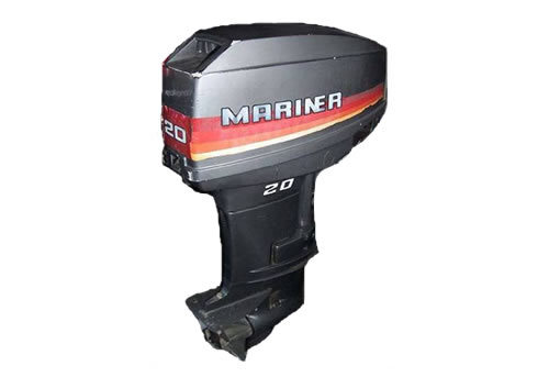 Mercury Mariner Outboard Motor Service Manual Repair 2hp