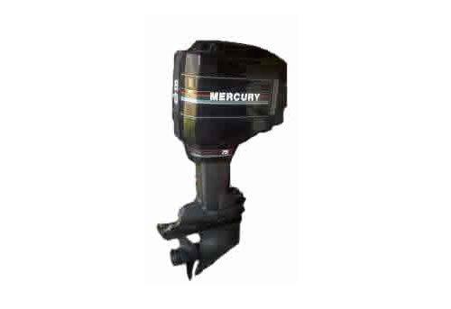 Mercury mariner outboard motor service manual repair 45hp for Boat motor repair shops