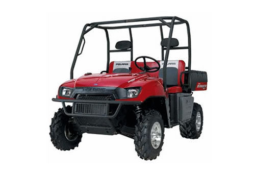 Polaris Ranger 500 Service Manual Repair 2005