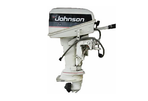 Johnson evinrude outboard motor service manual repair 5hp for Johnson outboard motor repair